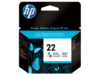 Cartucho HP 22 tinta COLOR (C9352AE)