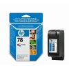 Cartucho HP 78 tinta COLOR (C6578DE)