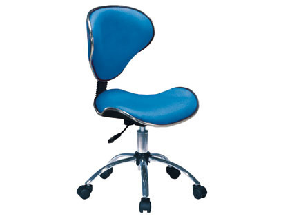 Silla de oficina operativa econ mica en color azul oferta for Sillas oficina economicas