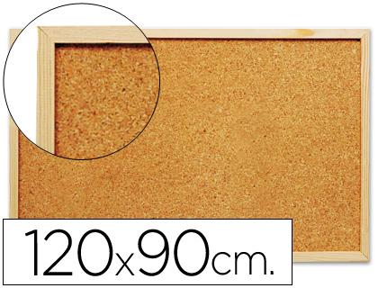 Tablero de corcho grande de 120 x 90 cm m s barato for Tablon de corcho grande