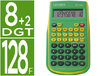 Calculadora científica Citizen SR-135F color verde