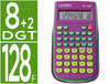 Calculadora científica Citizen SR-135F color violeta