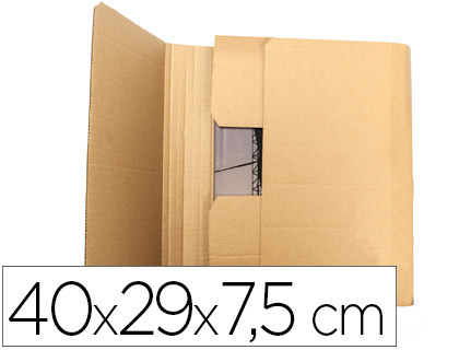 Cajas De Cartón Para Enviar Libros Muy Baratas